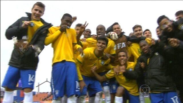 Brasil disputa final do sub-20 em busca do hexacampeonato
