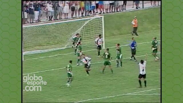 Relembre como foi o primeiro jogo do Estádio Frasqueirão, em janeiro de 2006