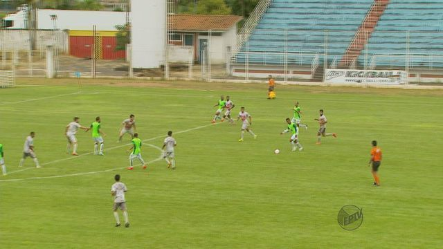 Com gol de Tiago Azulão, Caldense  vence a Itapirense por 1 a 0