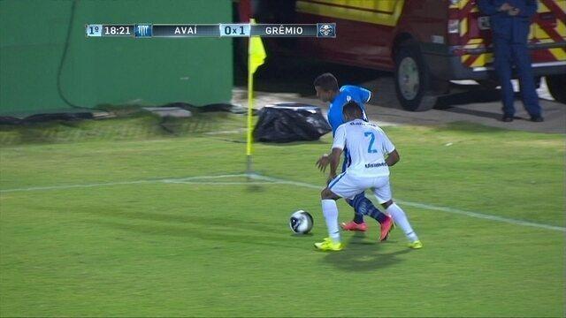 Grêmio abre vantagem duas vezes, mas cede empate