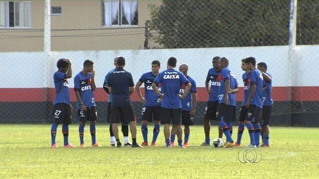 Atlético-GO segue sem Júnior Viçosa e  mantém escalação contra o Itumbiara