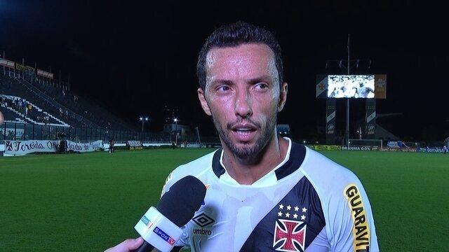 "Nenê ignora polêmica do pênalti contra o Voltaço: ""Gol é gol"""