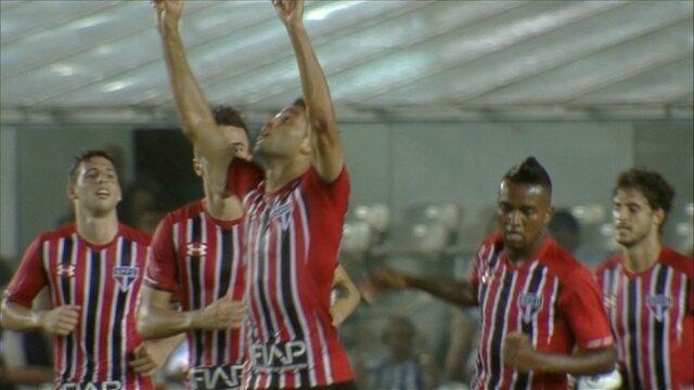 BLOG: Goal poachers! Centroavantes garantem o empate no SanSão; veja em inglês
