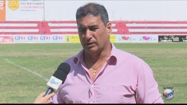 Técnico do Tricordiano fala sobre  vitória na rodada final do Mineiro