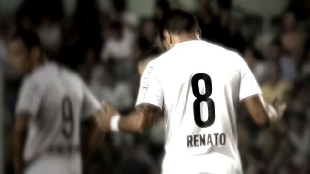 BLOG: Renato escolhe seus oito jogos mais marcantes com a camisa do Santos