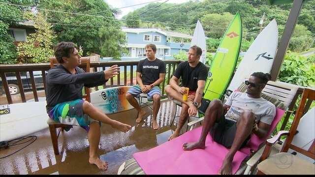 BLOG: Especial Havaí: Pernambucanos desfrutam do sonho havaiano