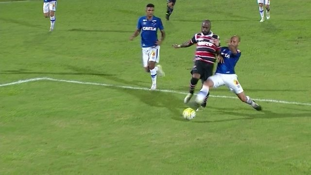 BLOG: Santa repete a dose no Cruzeiro para comprovar sua evolução e solidez