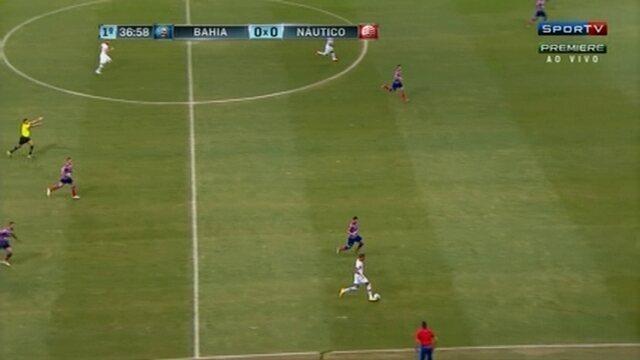 BLOG: Bahia 0 x 0 Náutico - Empate que pode ser comemorado ou lamentado pelo torcedor alvirrubro