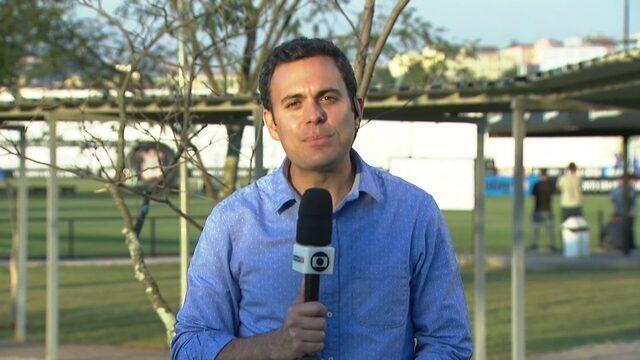 Direto do CT do Corinthians: Tiago Maranhão atualiza a situação de Tite