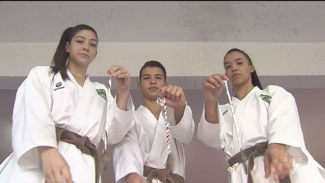 Atletas da região conquistam medalhas