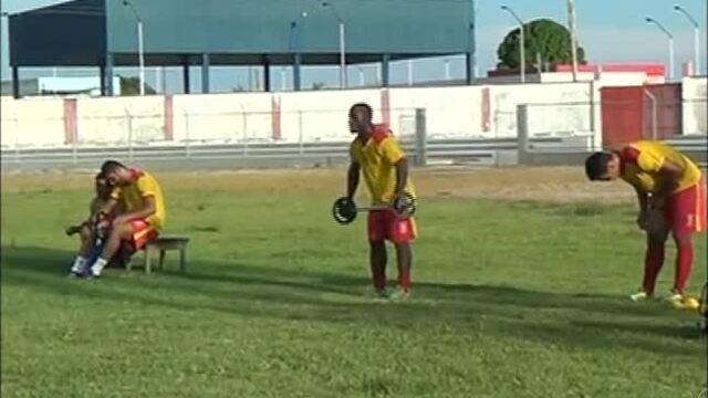Princesa do Solimões reforça equipe para jogo contra o Palmas na 2ª fase da Série D