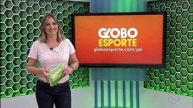 Globo Esporte PE 23/07/16