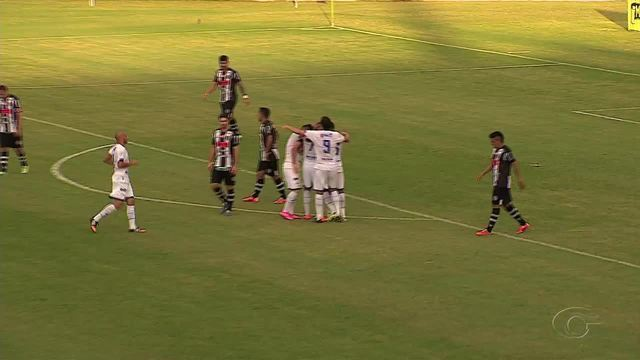 ASA perde para o Confiança por  1 a 0,  em Aracaju: veja o gol