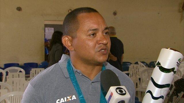 No Recife, Vicente Lenilson conta história de vida no Programa Herói Olímpico