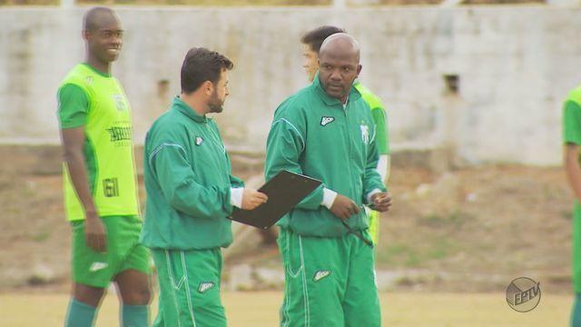Técnico Thiago Oliveira será mantido no  cargo mesmo com eliminação da Caldense