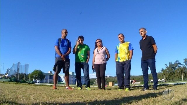 Ex-atletas potiguares serão árbitros no Rio