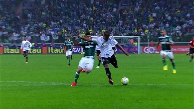 Os gols de Palmeiras 2 x 2 Ponte Preta pela 21ª rodada do Brasileirão 2016