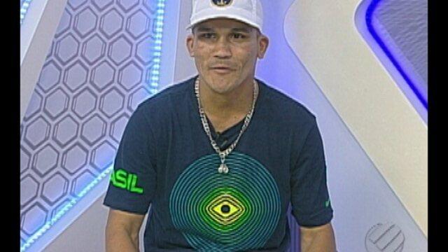 Pugilista Julião Neto participa, ao vivo, do programa Globo Esporte