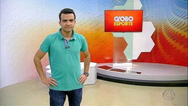 Globo Esporte MS - programa de quinta-feira, 25/08/2016, na íntegra