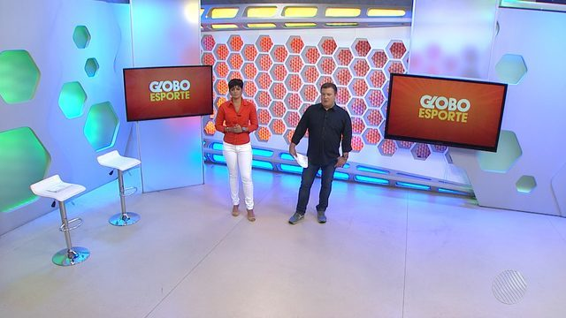 Globo Esporte BA - Íntegra do dia 25/08/2016