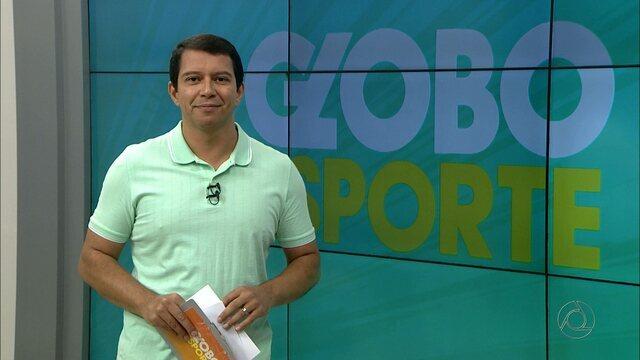 Veja a íntegra do Globo Esporte PB desta quinta-feira (25/08/2016)