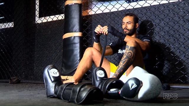Curitiba tem mais um lutador no UFC