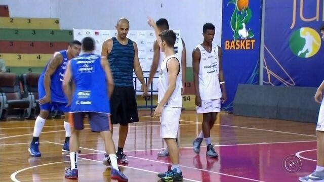 Bauru Basket terá retorno de seus atletas principais