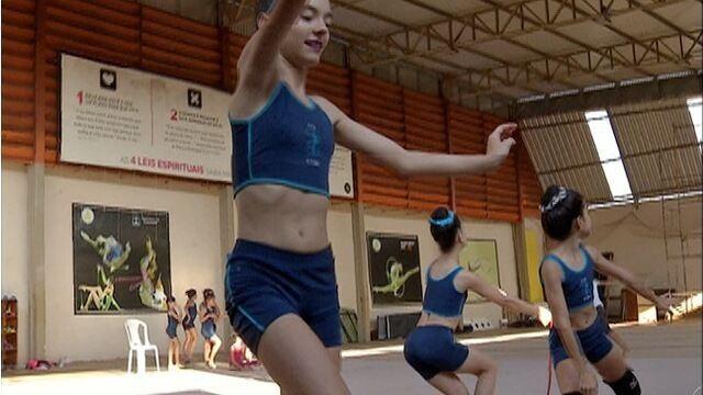 No 'Te Vejo em Tóquio' conheça as ginastas de Palmas que sonham com a Olimpíada de 2020