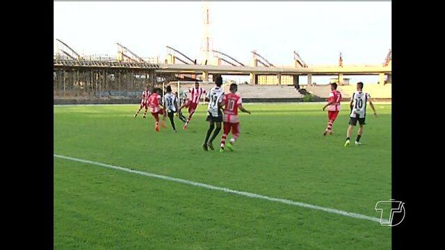Americano vence Atlético de Mararu por 3 a 2 em semifinal do Sub-20
