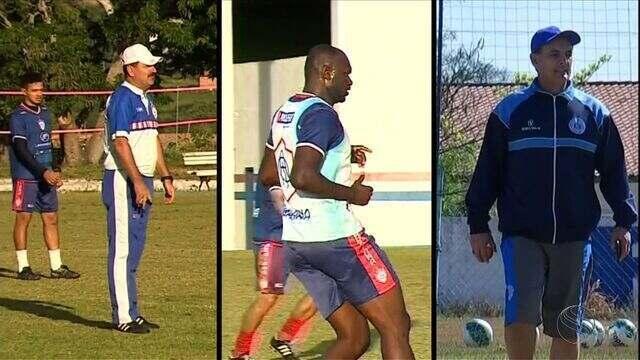 Itabaiana x São Bento: Fabiano e Leandro Campos já estiveram do outro lado