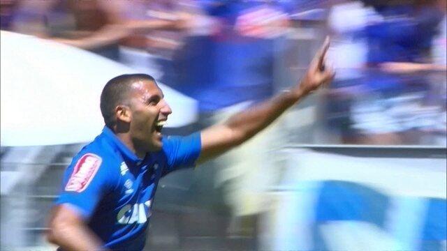 Os gols de Cruzeiro 2 x 0 Santa Cruz pela 22ª segunda rodada do Brasileirão