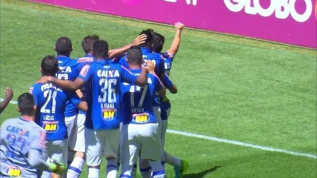 Os melhores momentos de Cruzeiro 2 x 0 Santa Cruz pela 22ª segunda rodada do Brasileirão