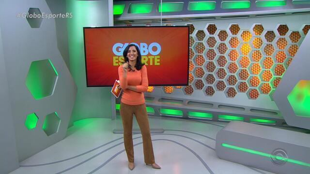 Confira a íntegra do Globo Esporte RS desta segunda (29)