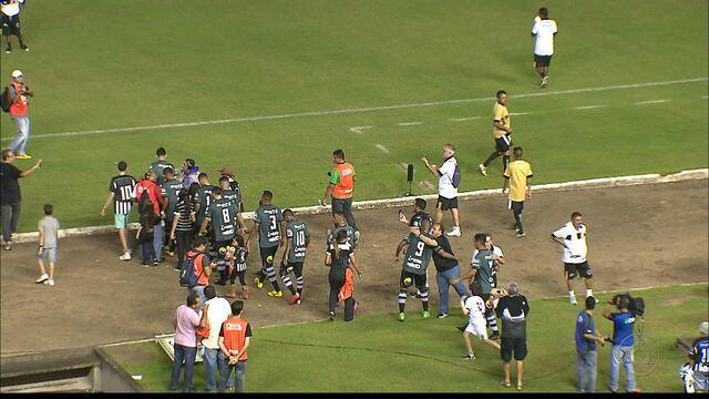 Botafogo-PB perde do América-RN pela Série C