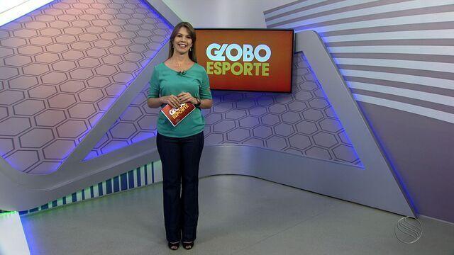 Confira o Globo Esporte Sergipe desta terça-feira (30/08/2016)