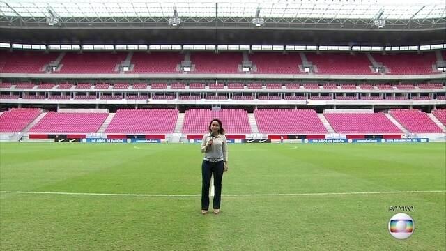 Globo Esporte PE - 31/08/2016 - Na íntegra