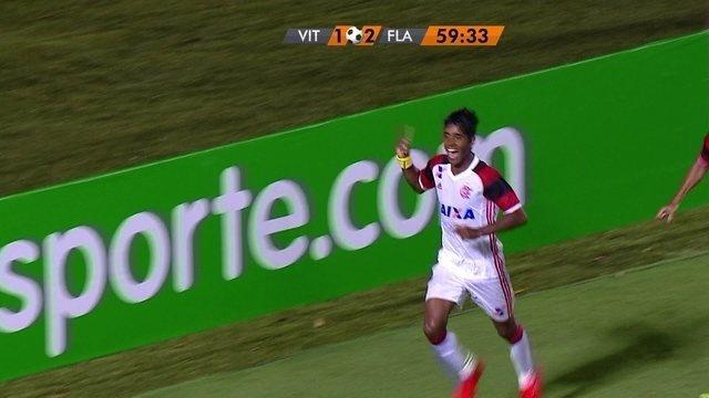 BLOG: Gabriel pulls the trigger! Assista ao gol da vitória do Fla narrado em inglês
