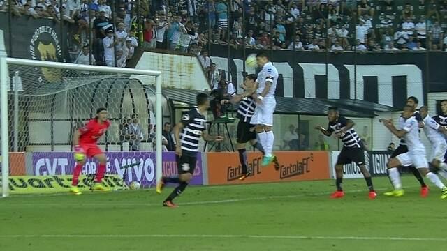 BLOG: Corinthians collapse in the Vila! Assista ao gol de Renato em inglês