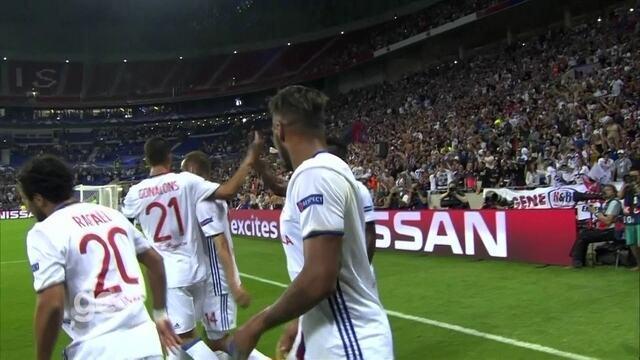 Confira os gols da 1ª rodada da fase de grupos da Liga dos Campeões