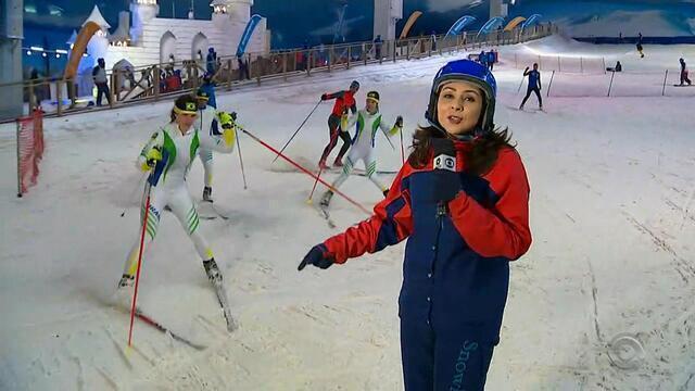 Em busca de vaga, atletas treinam em Gramado para Olimpíadas de Inverno