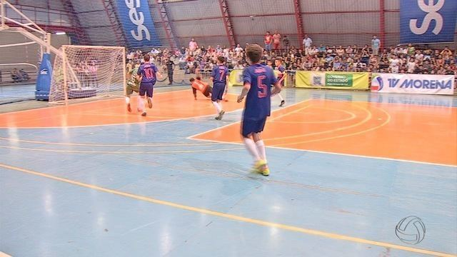 Copa da Juventude de futsal 2016 tem campeões definidos em Campo Grande