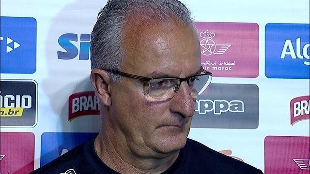 Veja a entrevista de Dorival Júnior após derrota do Santos para o Sport