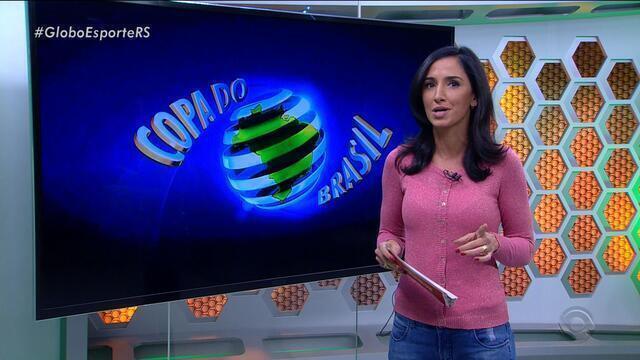 Globo Esporte RS - Bloco 1 - 26/09