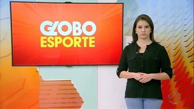 Globo Esporte MS - programa de segunda-feira, 26/09/2016, na íntegra