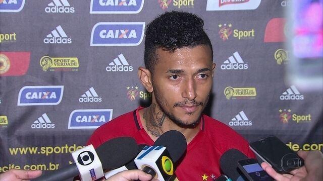 Com papel de 'Homem-gol' do Sport, Rogério traça meta de dez gols na Série A