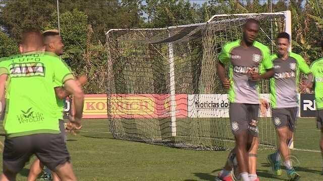 Lateral do Figueirense deseja repeteco de gol relâmpago logo no início do jogo