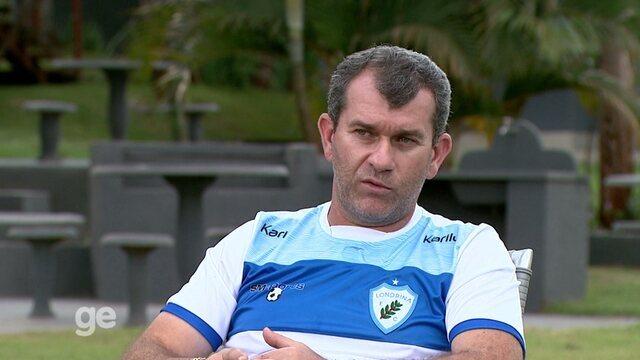 Claudio Tencati vê o Londrina como modelo para outros clubes brasileiros
