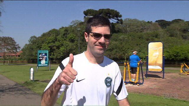 Torcida do Coritiba está eufórica após classificação na Copa Sul-Americana