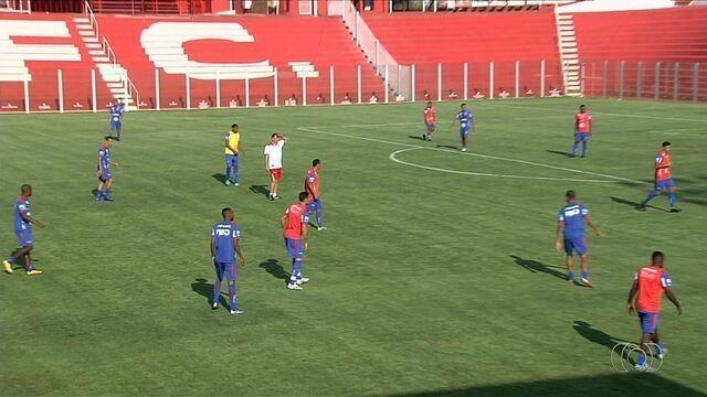 Vila Nova vai jogar com o Oeste no novo Estádio Olímpico