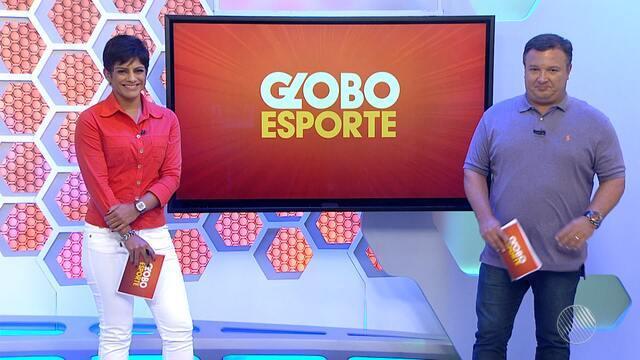 Globo Esporte BA - Íntegra do dia 30/09/2016